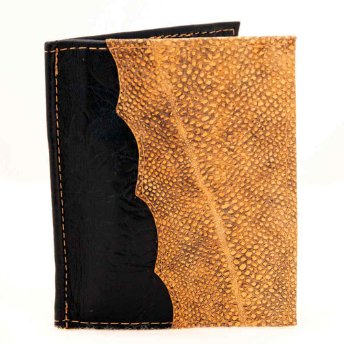 Small wallet with Bank note holder, burbot